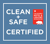 Certified Clean and Safe