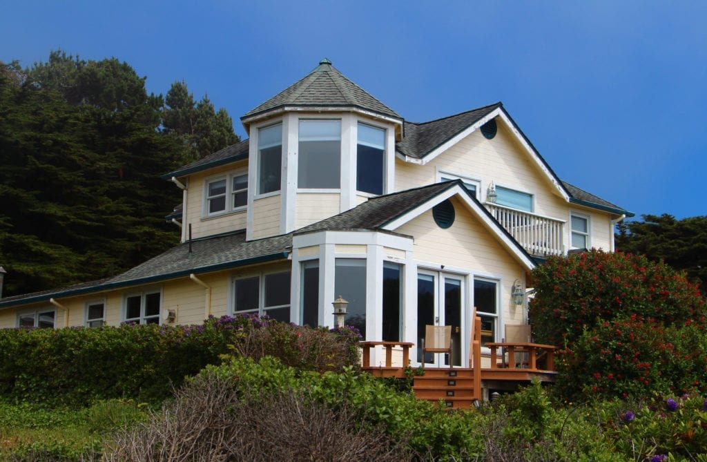 Mendocino Seaside Cottages