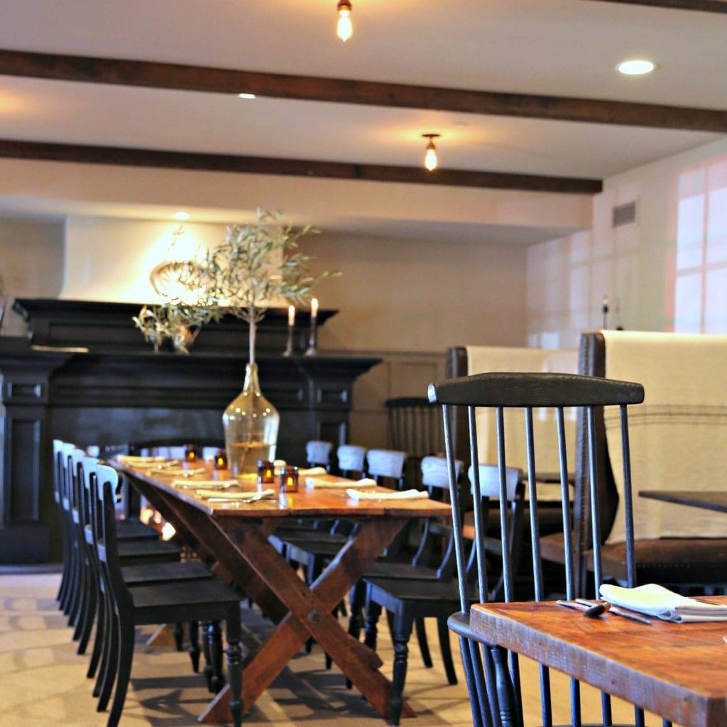 The Gathering Table at the Ballard Inn
