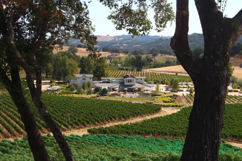 JUSTIN Winery and JUST Inn is Paso Robles