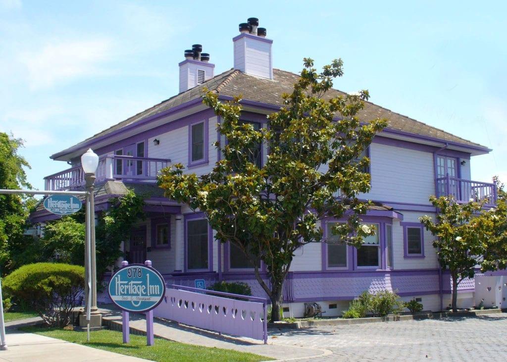 Heritage Inn exterior