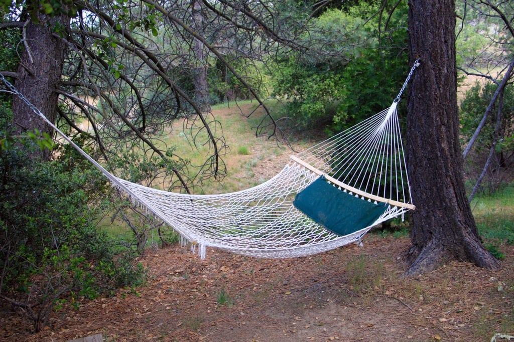 Hammock at Orchard Hill Country Inn