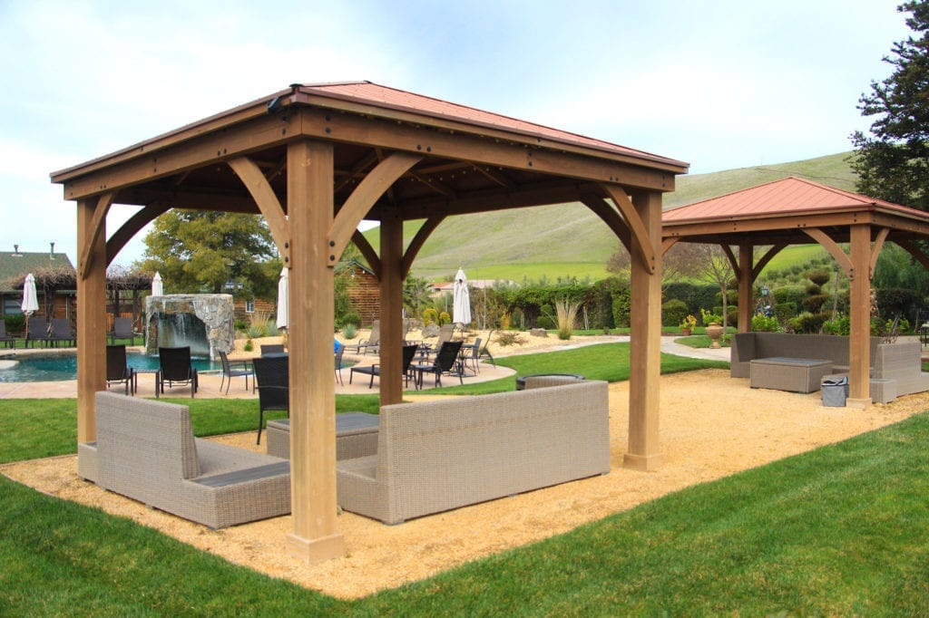 Cabanas at the Purple Orchid Wine Country Resort & Spa