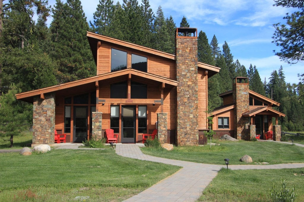 Highlands Ranch Resort cottages