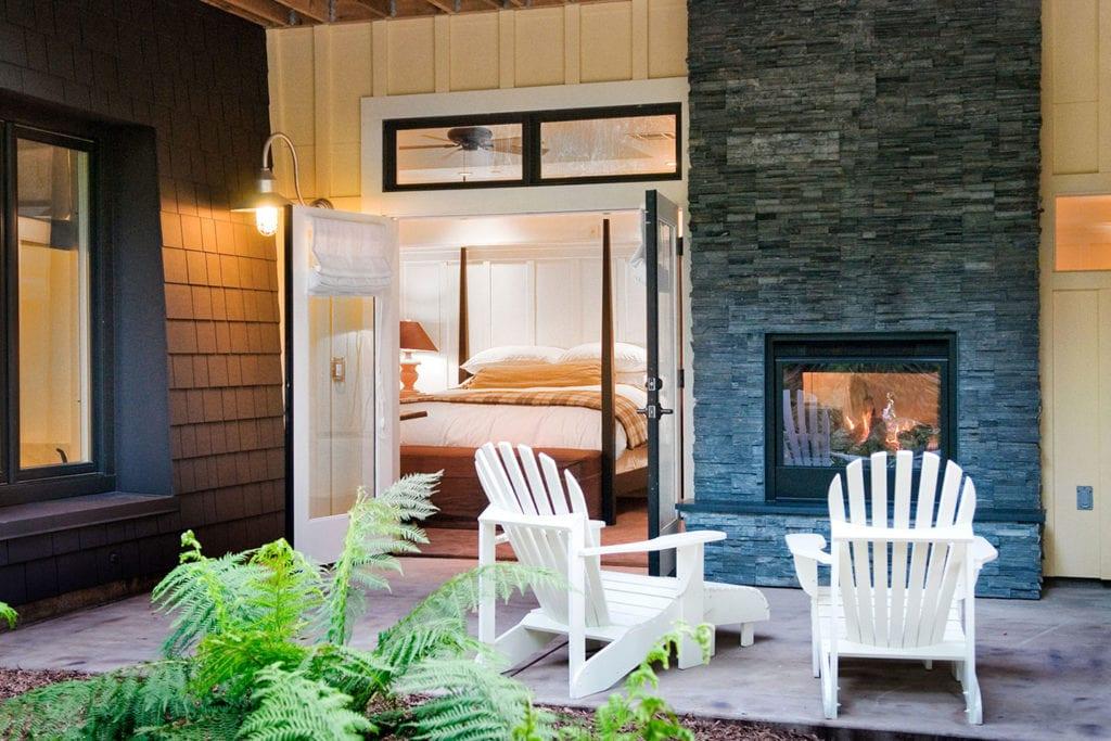 King Luxury Suite at Farmhouse Inn