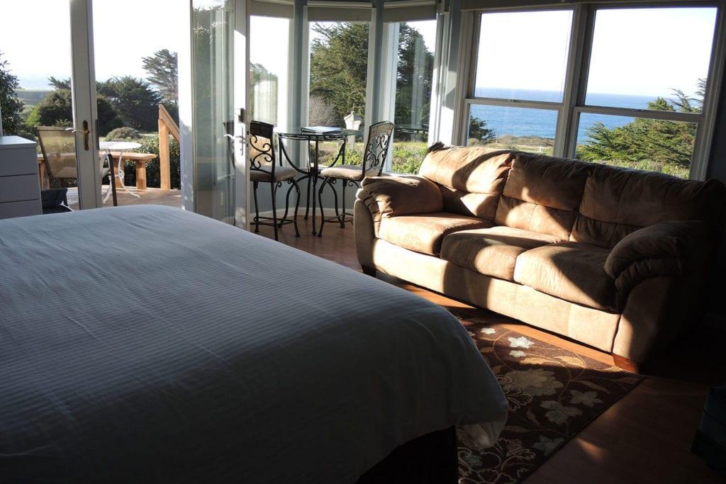 Mendocino Seaside Cottage