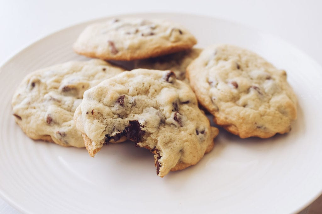 Gluten-Free Chocolate Chip Cookies from Inn on Randolph, photo by Izabelle Acheson on Unsplash