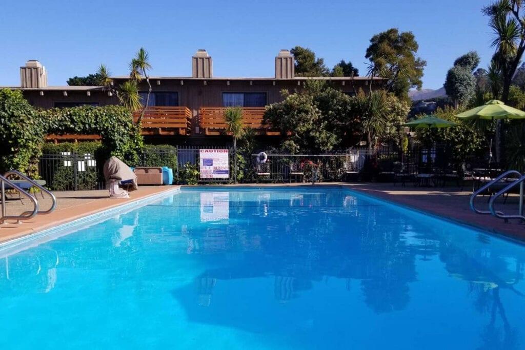 Carmel Valley Lodge pool
