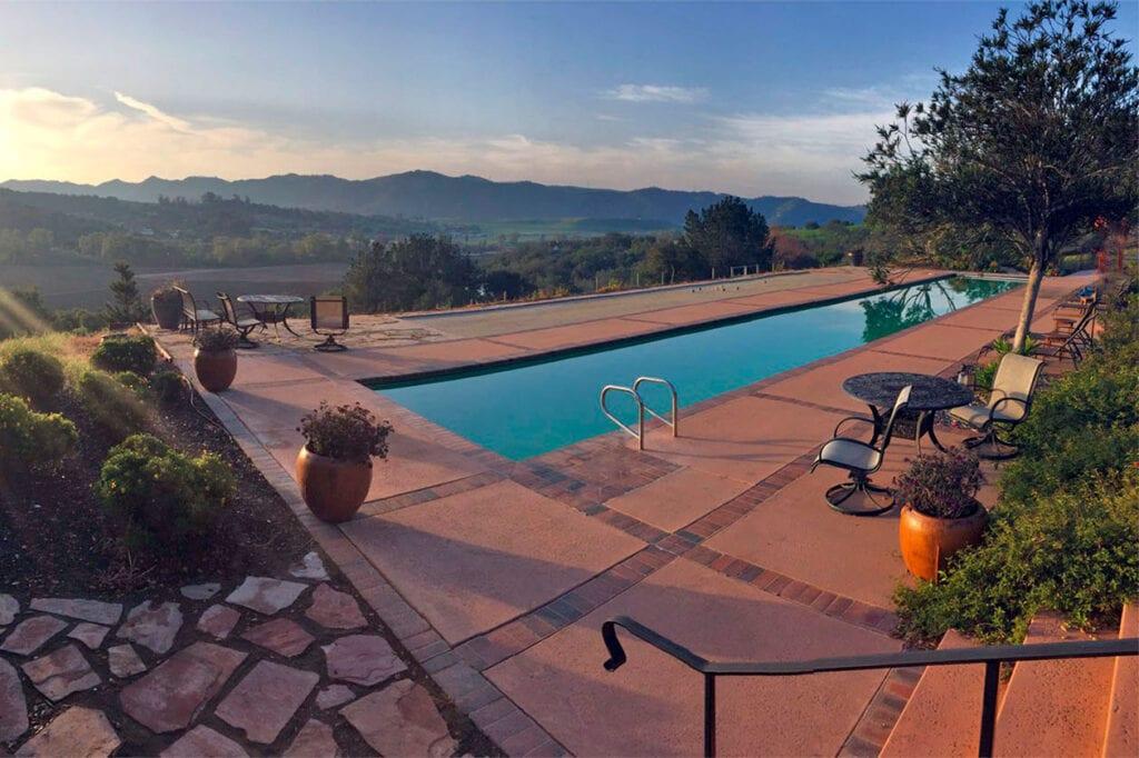 The Casitas of Arroyo Grande pool