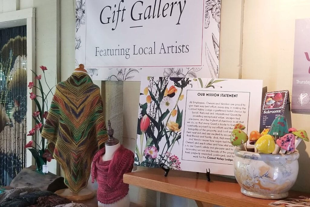 Gallery Gifts at Carmel Valley Lodge