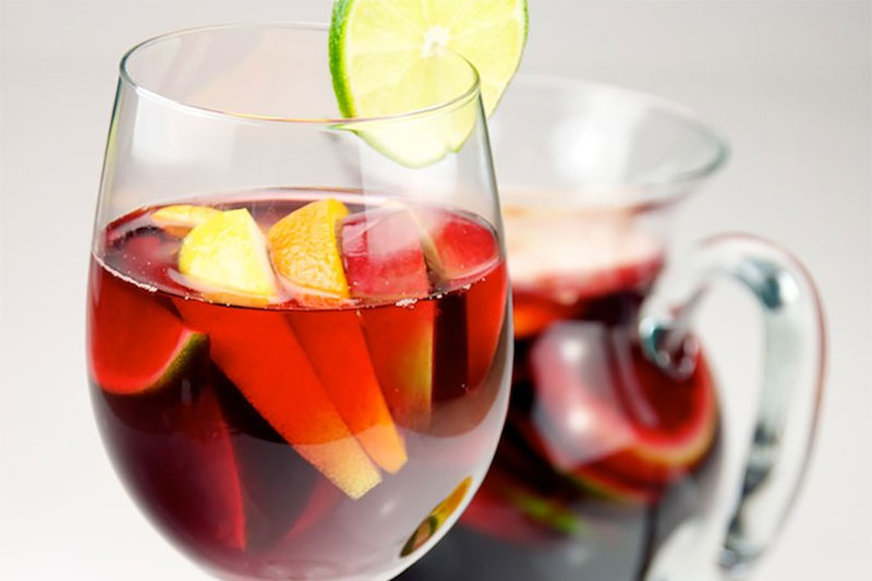 Sangria from 1906 Lodge