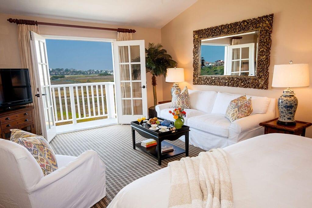 Grand View Suite at the Inn at Playa del Rey