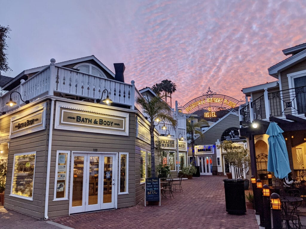 Shops in Avalon