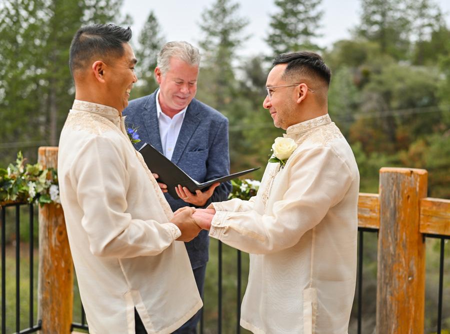 Courtwood Inn wedding