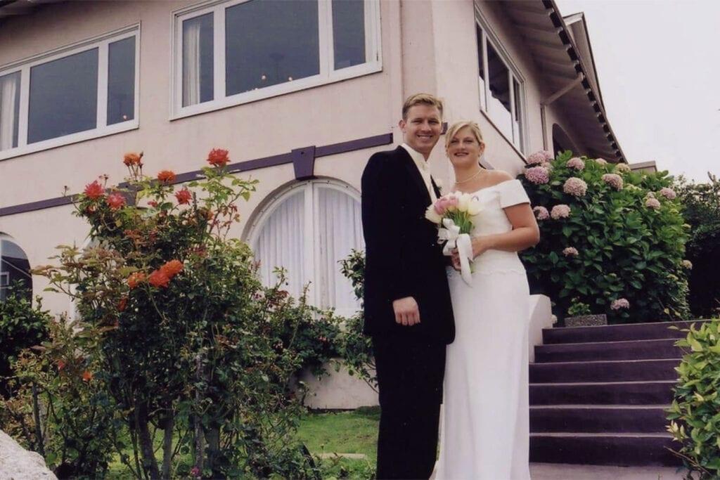 Martine Inn wedding
