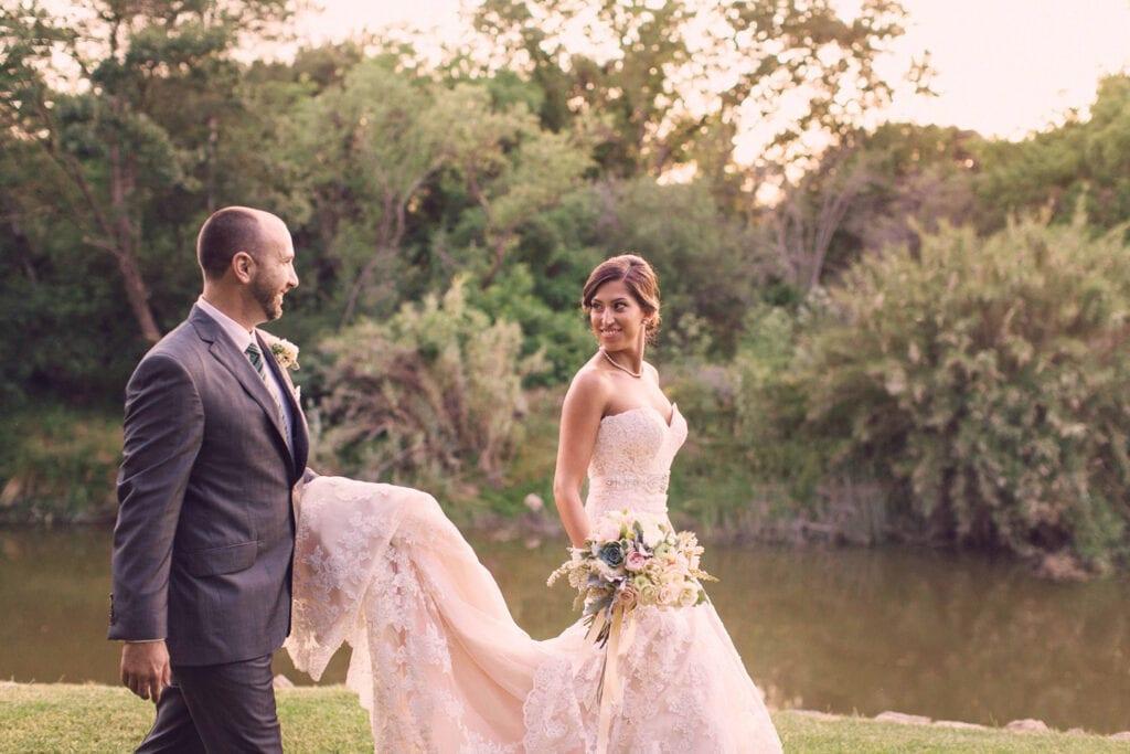 Milliken Creek Inn wedding