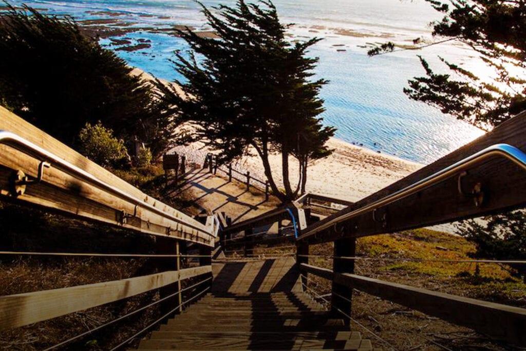 Access to Seal Cove Beach