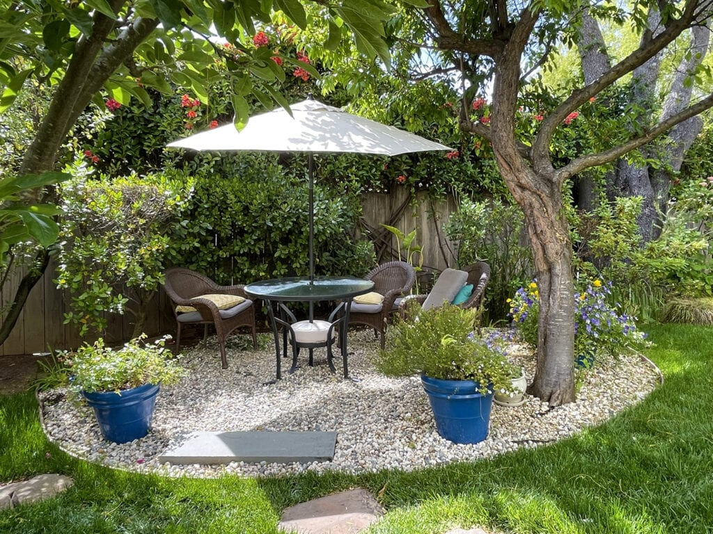Gardens at the Parker Guest House